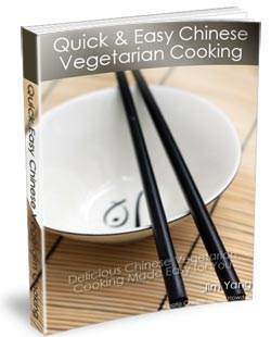 Quick Easy Chinese Vegetarian Cooking